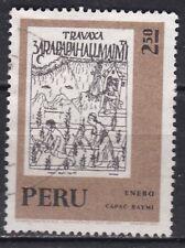 PERU  JAAR 1973 NR. Y&T 585 ° (L11)
