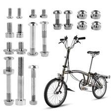 RockBros Titanium Ti Bolts Washer One Set for Brompton Folding Bike