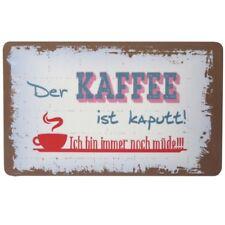 Rannenberg petit-déjeuner lamelles Le café est cassée toujours fatigué