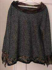 Lee Andersen Sweater And Skirt