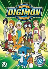 Digimon: Digital Monsters - The Official Second Season : NEW DVD