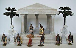 Diorama for King & Country John Jenkins First Legion William Britain Thomas Gunn