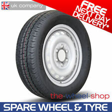 SPRINTER Steel Summer Wheels with Tyres