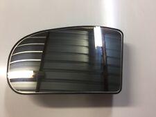 Mercedes Benz W211 E-Class Passenger Left side Heated Wing Mirror Glass BLU