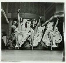 FRANCE Paris Bal Tabarin French cancan Cabaret, Photo Stereo Film Cellulose