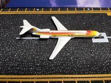 Schabak Iberia Spain's Airlines Vintage Boeing 727 1:600 Scale Die Cast Model