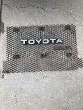 Toyota Land Cruiser 40 Series Radiator Grill Screen Mesh