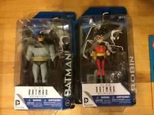 DC Collezionismo LE NUOVE AVVENTURE ANIMATA di Batman // Batman e Robin NUOVO CON SCATOLA