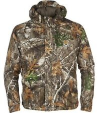 ScentLok Vapour Waterproof Mid Weight Jacket Mossy Oak Country Camo Size: Large