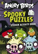 Angry Birds: Spooky Puzzles Sticker Activity Book (Angry Birds Activity Boo Book