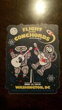 Flight Of The Conchords Sticker Decal Pop Art Jemaine Clement Bret McKenzie 4in