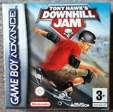 TONY HAWK'S DOWNHILL JAM NINTENDO GBA GAMEBOY ADVANCE DS LITE NEW & SEALED UK