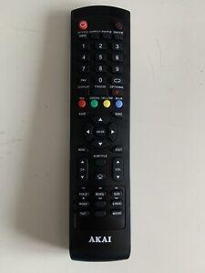 TELECOMANDO TV AKAY ORIGINALE E NUOVO !!!!!!!