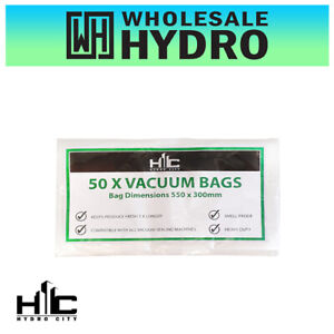 Vacuum Sealer Bags 550 x 300mm 50pkt