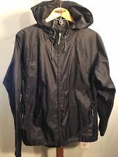 Womens Sierra Designs Microlight Jacket Black XL GUC