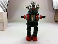 Vintage Tinplate Battery Operated Robot