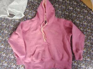 New Balance Ladies Pink Hoodie XL/16
