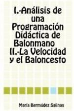 Análisis de una Programación Didáctica de Balonmano la Velocidad y el...