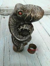 Antique Solid Aluminium Octopus Head Handle for Wooden Cane Walking Stick