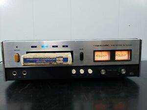 Vintage Realistic TR-882 8 Track Tape Record/Play Deck Model 14-944
