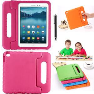 Huawei Mediapad T3 10 Kids Childrens Shockproof EVA Foam Handle Stand Case Cover