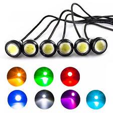 2X 9W 12V LED Eagle Eye Car Lamp DRL Daytime Reverse Backup Signal Running Light