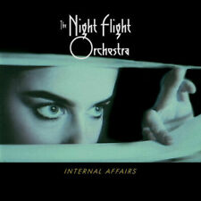 The Night Flight Orchestra - Internal Affairs CD Nuclear Blast