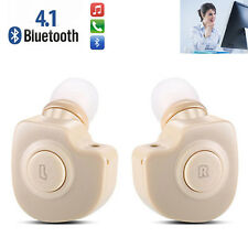 True Wireless Sports Earbuds Bluetooth Headsets Headphones for iPhone Samsung Lg
