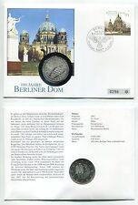 "10 Euro Numisbrief ""100 Jahre Berliner Dom-Museumsinsel"""