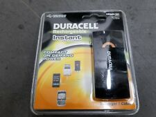 Duracell Instant Usb Charger Includes Universal Cable with Usb mini Usb