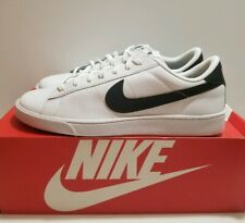 more photos 901b1 96181 Nike Tennis Classic CS White Black Men s Shoes Sz 9.5 (683613 108) New in