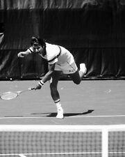 Tennis Pro Jimmy Connors Glossy 8x10 Photo Print Wimbledon Poster