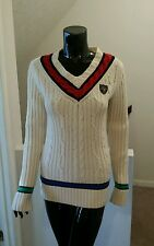 Tommy Hilfiger Rare Limited Edition Cashmere Sweater Size  Small