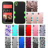 Shockproof Hybrid Cover Heavy Duty Case for HTC Desire 626 / 626s / 530