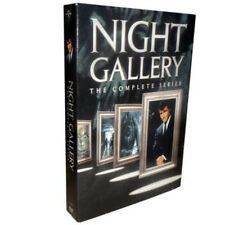 Night Gallery: The Complete Series (DVD, 2017, 10-Disc Set)