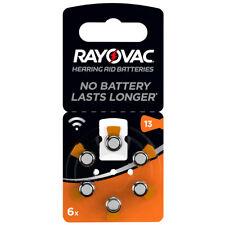 24x Hörgeräte-batterie Typ 13 Acoustic Spezial VARTA Rayovac