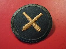 Canadian Forces Gunnery Instructor Artillery trade qualification badge lev 1 GRN