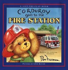 Corduroy Goes to the Fire Station, B.G. Hennessy, Don Freeman, Good Book