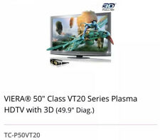 panasonic viera 50 plasma tv