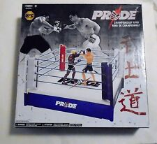 New 2010 Jakks Pacific Pride Fighting Championship Ring Playset UFC