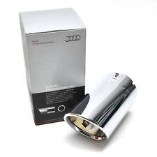 Original Audi Auspuffblende Blende Chrom Sport A4 Limo A5 8W0071771