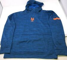 Youth New York Mets Hooded Sweatshirt Soft Performance Size Youth Boys Medium