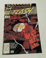 Flash annual # 2 ,1988