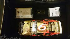 Team Caliber 1;24 Owner's Gold 2000 #6 Mark Martin Valvoline New Rare