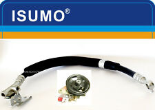 2 PcsPower Steering Pump & Power Steering Pressure Hose For I30 I35 Maxima