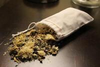 Organic Skin Care Bath Tea