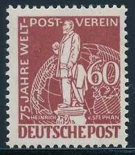Berlin Nr. 39 postfrisch/**, 60 Pfg. Stephan geprüft Schlegel BPP (51415)