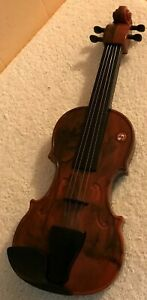 """15"""" Long Plastic Fiddle VIOLIN Press Button & Plays Different Music Songs"""