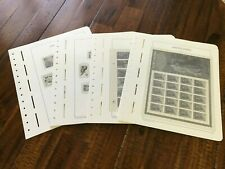 Lighthouse United States Sf Hingeless Stamp Supplement Pages 1997-1998