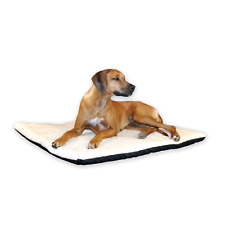 K&H Pet Products Ortho Thermo-Bed Dog Bed, Extra-Large, Fleece